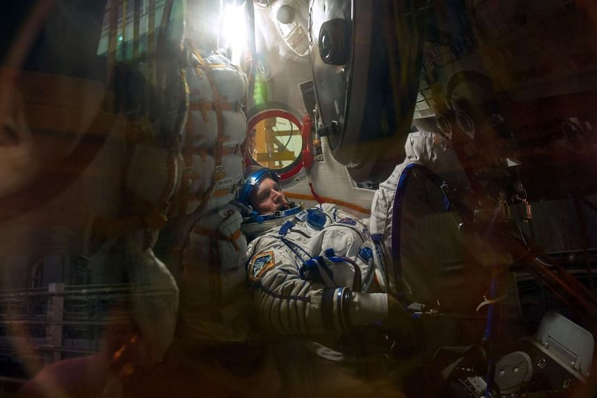 Andreas Mogensen, the first Danish astronaut, has arrived at the International Space Station (ISS) as part of a three-man team.