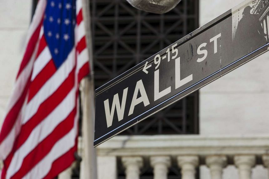After the US employment report on Friday, Wall Street stocks tumbled.