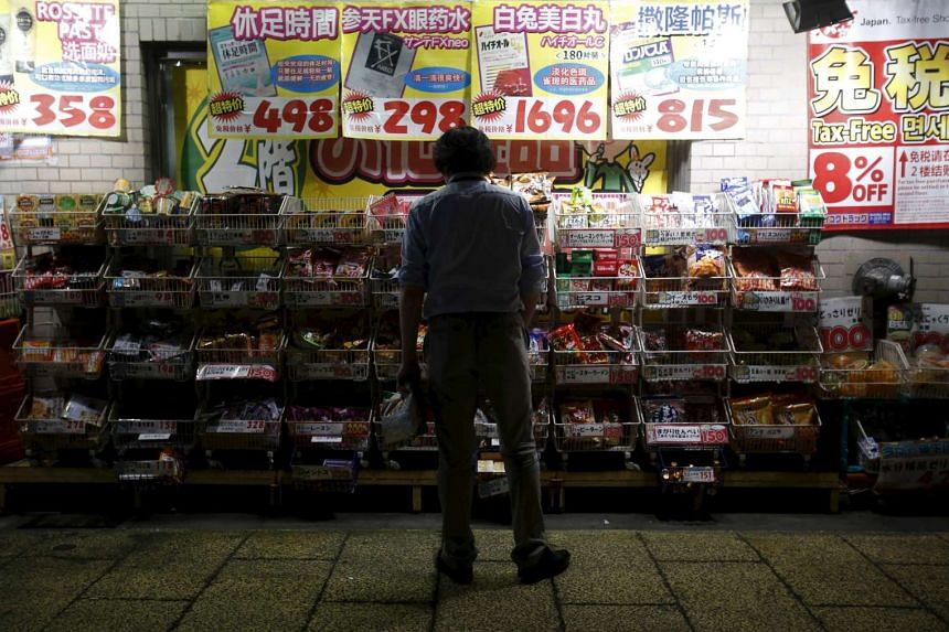 Japan may exempt some food and beverages from a planned increase in the sales tax.