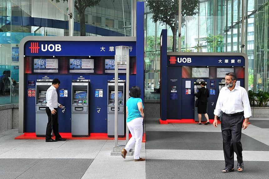 UOB Kay Hian is part of a business empire that includes the United Overseas Bank. Its chairman and managing director, Mr Wee Ee-chao, has spent $868,000 to purchase 620,000 of its shares.