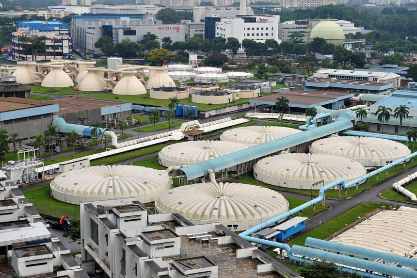 PUB is planning to build a demonstration plant that will be used to test water treatment technologies at its Ulu Pandan Water Reclamation Plant.