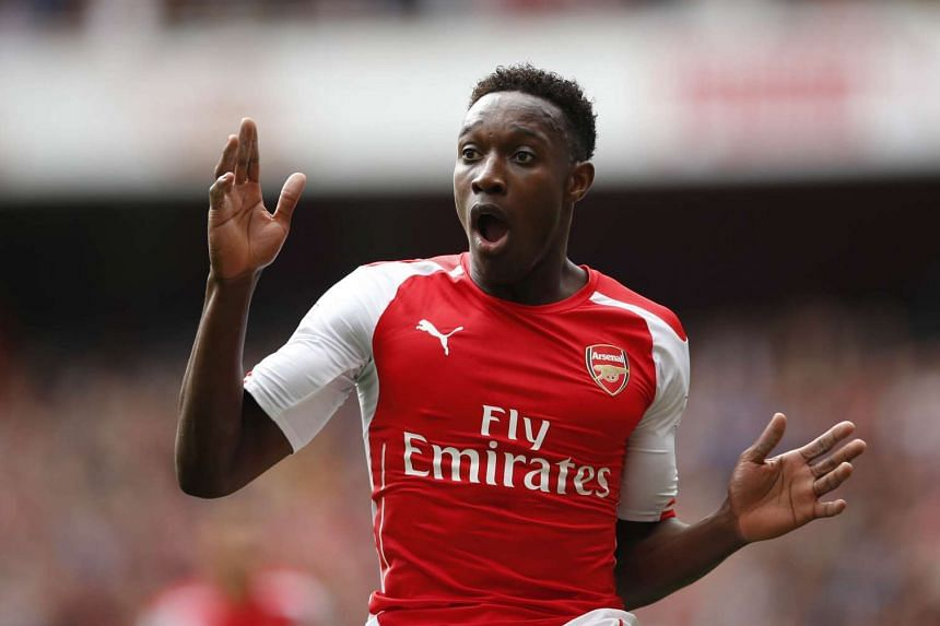 Arsenal forward Danny Welbeck had surgery on his left knee last week and will be out for six months.