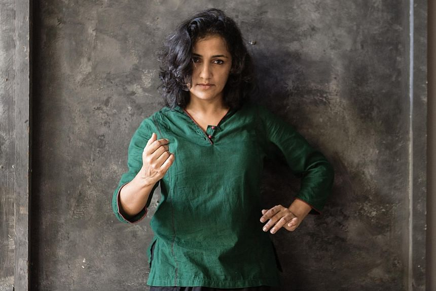 Dancer Raka Maitra will perform From Another Land, which showcases snippets of poems written by migrant workers.