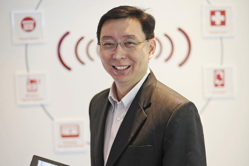 Singtel group CEO of enterprise Bill Chang notes that there are no clear leaders in the market, especially in the area of managed security services.