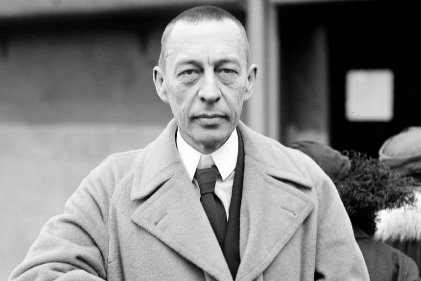 Sergei Rachmaninoff was buried in a town near New York City after his death 72 years ago.