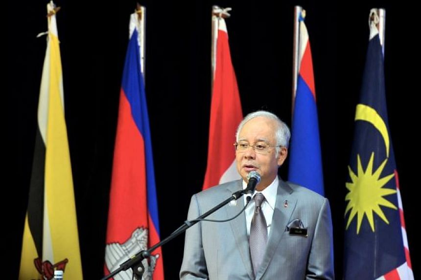 """Malaysian Prime Minister Datuk Seri Najib Razak said ratification of the agreement was an """"absolute necessity"""" and part of the Asean goal of promoting the right to clean air for member states."""