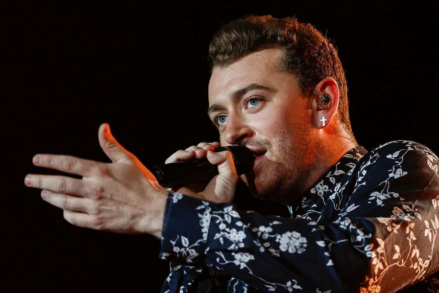 British soul singer Sam Smith said he would sing the theme song for the next James Bond film, Spectre.