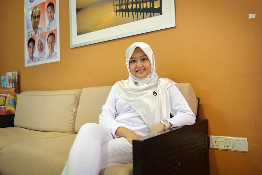 Ms Rahayu Mahzam, People's Action Party candidate for Jurong GRC.