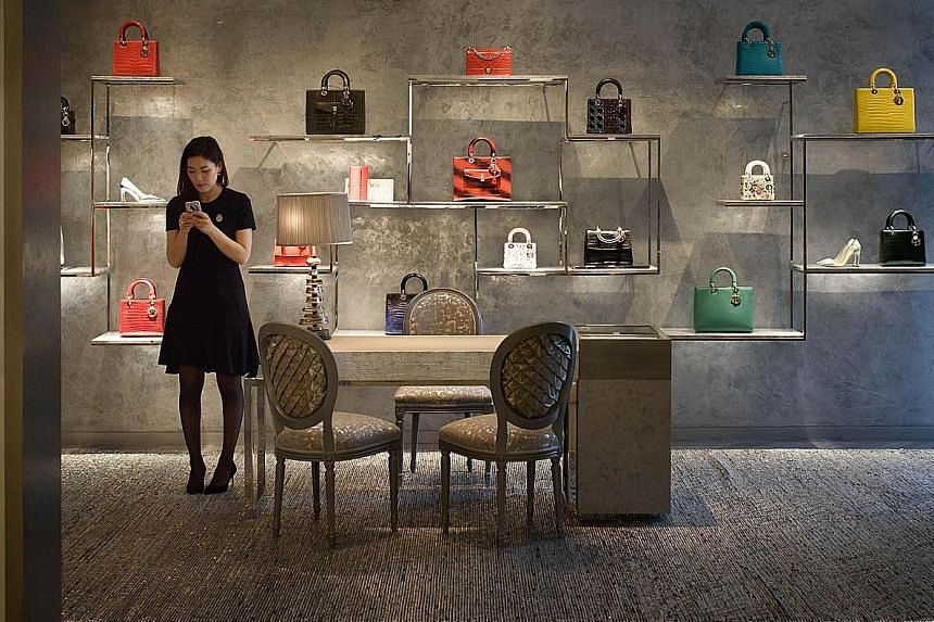 Leading global fashion houses such as Dior have made their presence felt in South Korea's capital.