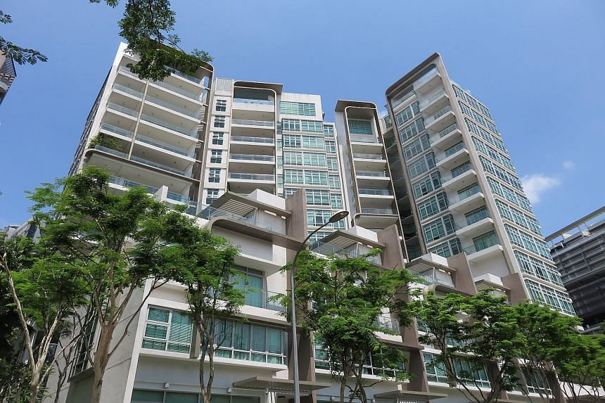The 12-storey Residences at Emerald Hill obtained its TOP in June 2011. Lafe Corp wants to avoid paying another round of hefty extension charges under the Qualifying Certificate rules.