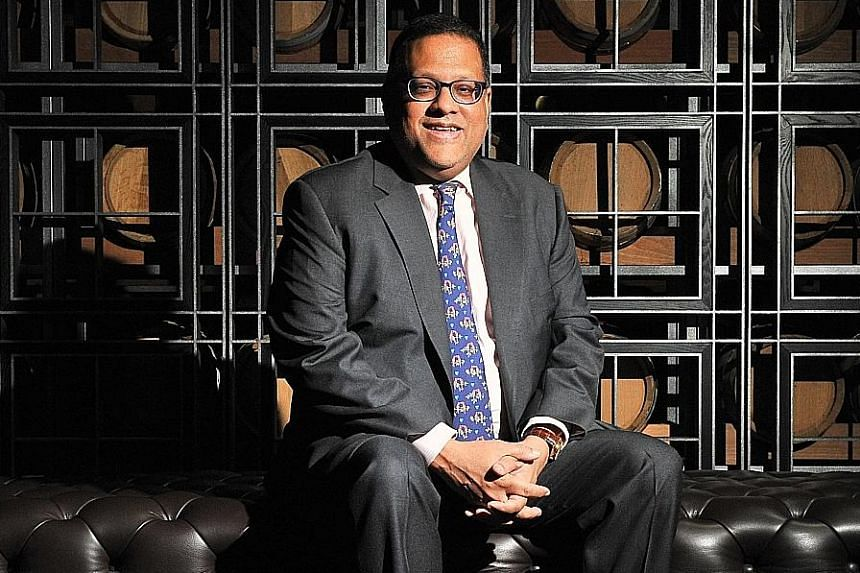 Central Bank of Sri Lanka governor Arjuna Mahendran, who is a Singapore citizen, said he has his work cut out for him, amid the current international currency volatility.