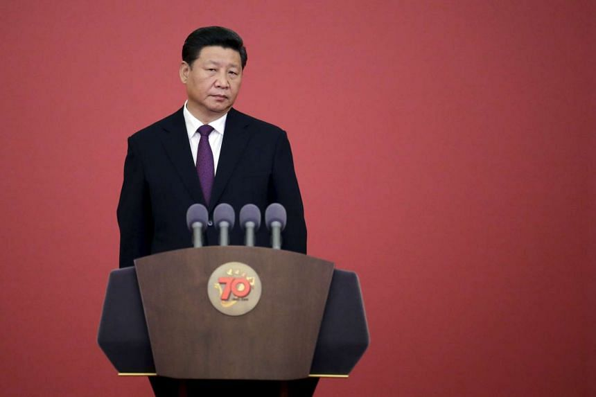 A congratulatory message from Chinese President Xi Jinping to North Korea on the anniversary of its founding was buried at the bottom of page two of the national Rodong Sinmun newspaper, in what analysts say is a snub.
