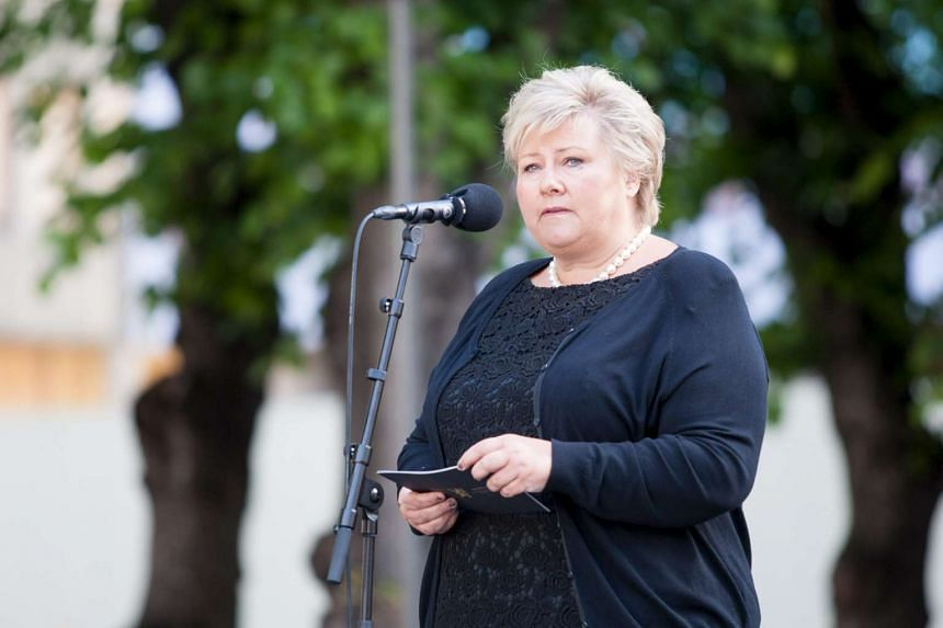 Norwegian Prime Minister Erna Solberg said on Wednesday, Sept 9, that she would not yield to a demand for ransom by the Islamic State in Iraq and Syria (ISIS) for a man who has been held hostage in Syria since January.