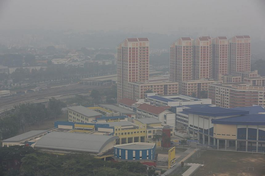 The three-hour Pollutants Standard Index (PSI) rose further in the unhealthy range on Thursday night, hitting 193 at 9pm.