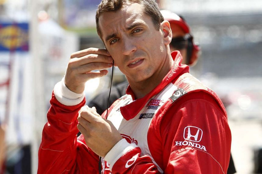 Wilson died last month aged 37 after he was hit by flying debris during a race.