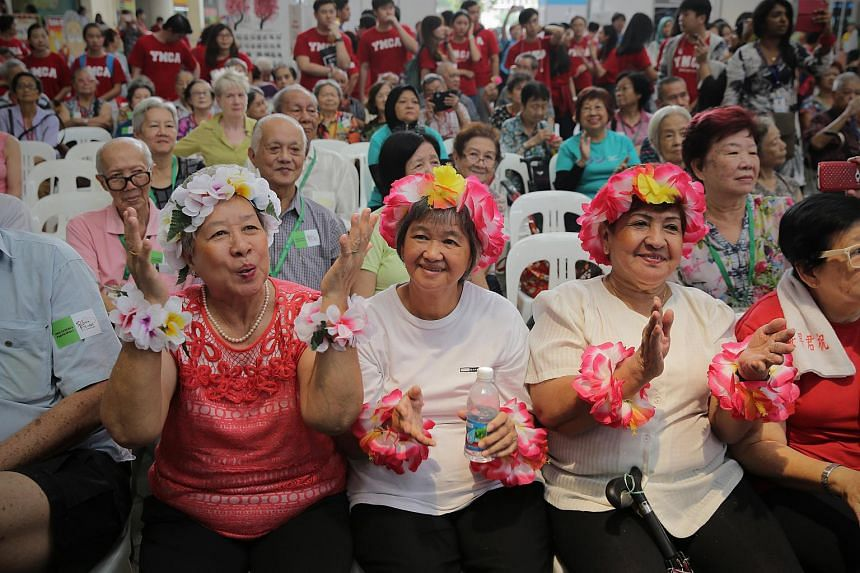 About 700 senior citizens from voluntary welfare organisations will take part in YMCA Silver Fiesta 2015.