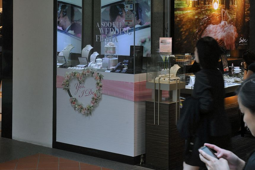 Jeweller Soo Kee Group is among the 14 new counters being added to the FTSE ST Catalist index come Sept 21. It launched its IPO on the Catalist board last month.