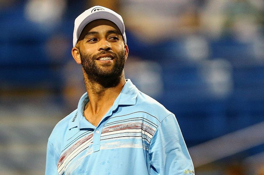 James Blake was detained in connection with a probe into fraudulently purchased cell phones.