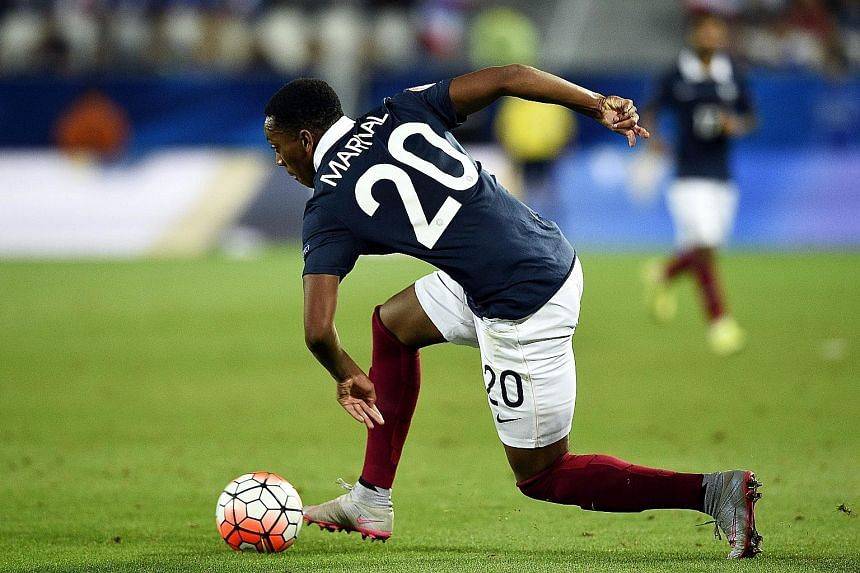 Anthony Martial is Manchester United's most-expensive signing of the summer after they snapped up seven new players.