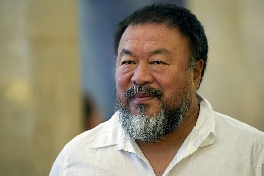 Dissident Chinese artist Ai Weiwei urged Western countries to do more to help refugees.