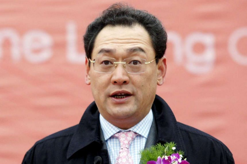 China will prosecute Song Lin on suspicion of corruption after accusing him on crimes including embezzlement.