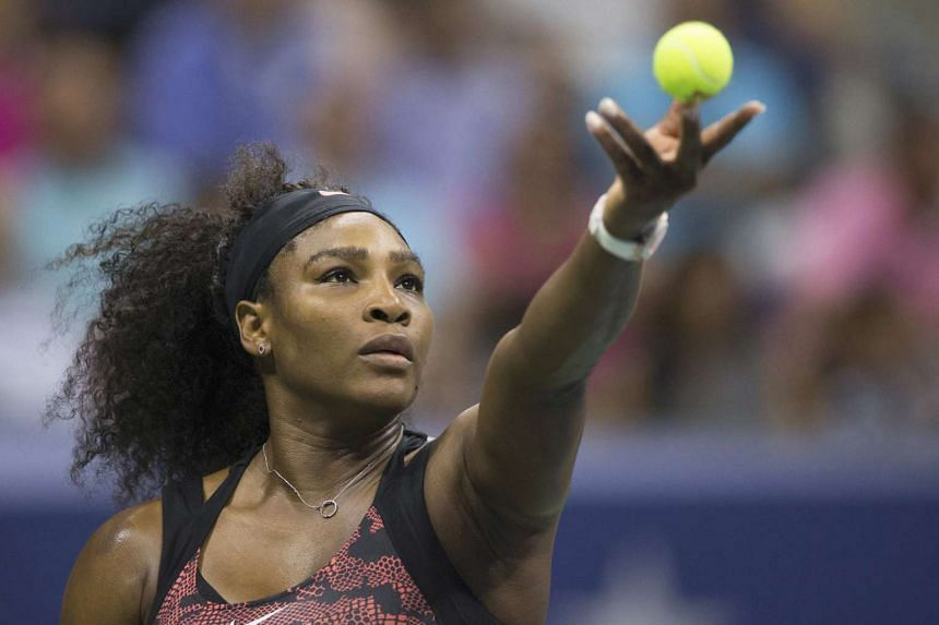 Serena Williams' quest for more tennis glory is on hold.