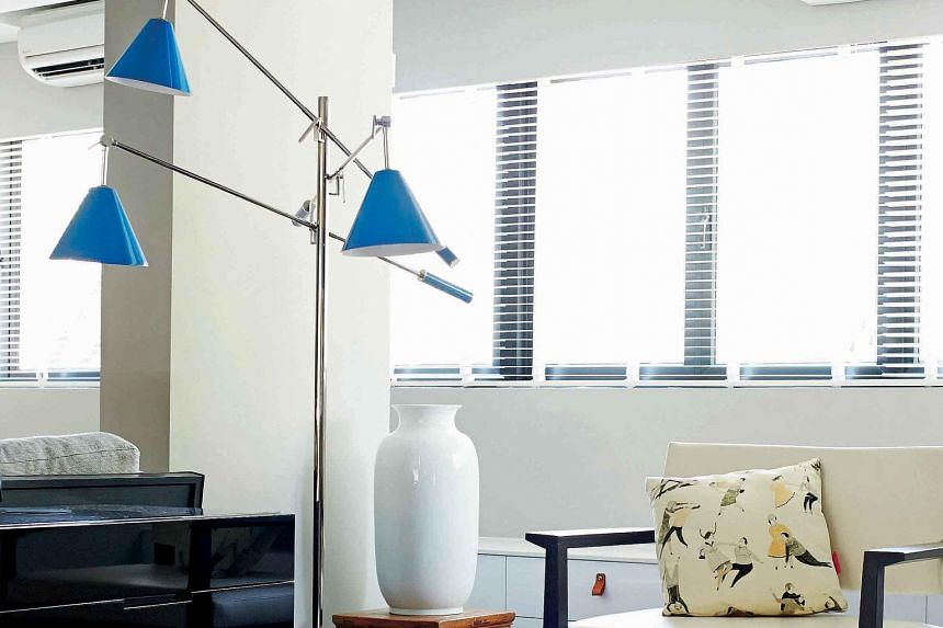 Create mood with lamps.