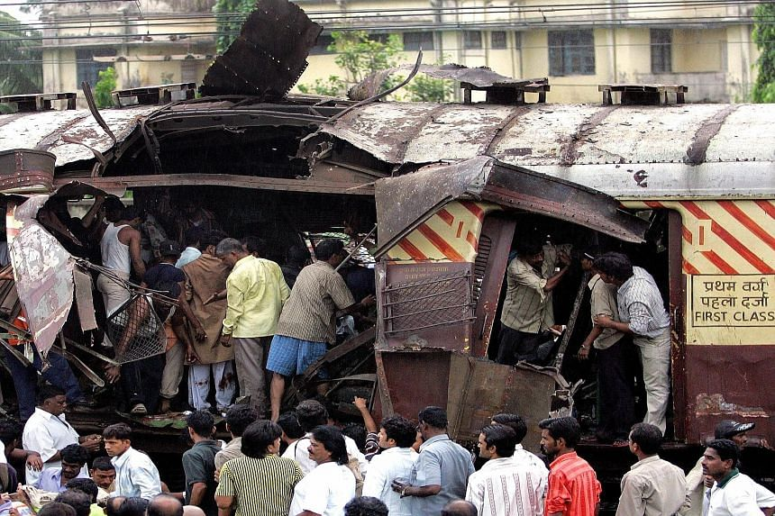 The bombings on commuter trains in Mumbai in 2006 killed about 190 people and injured more than 800.