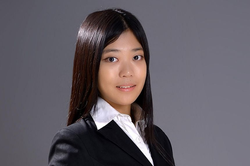 Ms Gao He, 21, a fourth-year Nanyang Technological University student, interned at a multinational investment banking firm this year and was paid more than $4,000 a month.