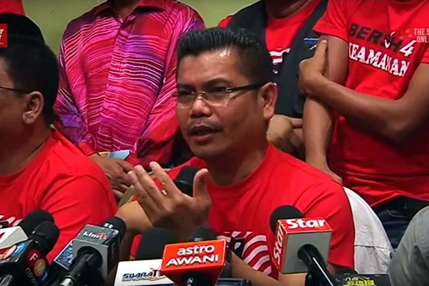 Participants of the red shirt rally on Sept 16 will march from various areas around Bukit Bintang before gathering at Padang Merbok, says the organiser.