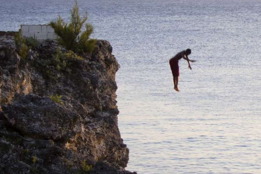 The Black River is home to about 300 crocodiles; Floyd's Pelican Bar is built on stilts driven into a sandbank in the middle of the sea; and cliff-diving (above) at the west end of Negril.