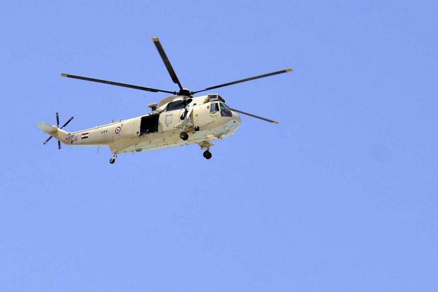 Mexican tourists say they were bombed by military helicopters and an aircraft while they stopped for a break in the western desert.