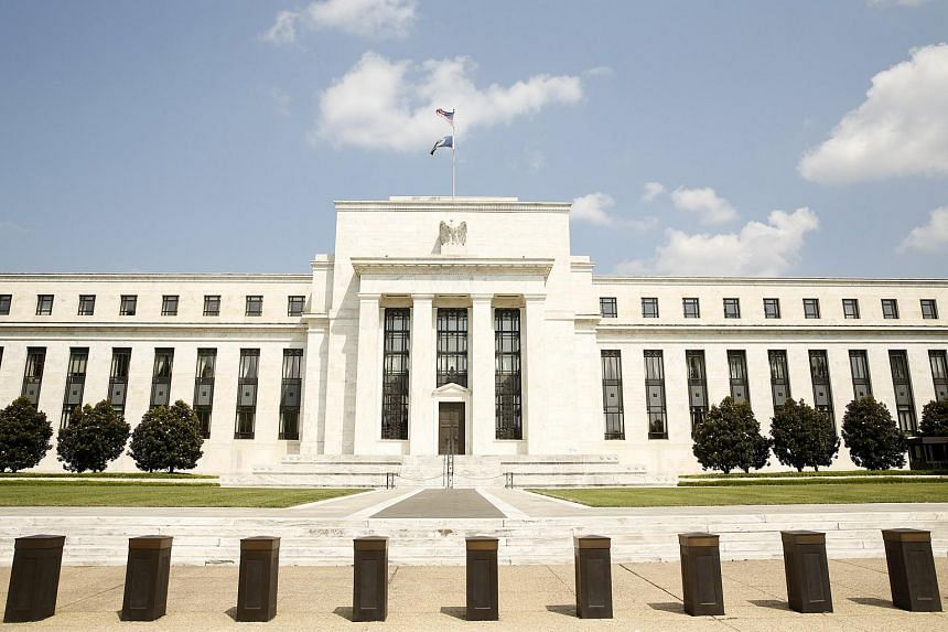 The Federal Reserve building in Washington on Sept 1, 2015.