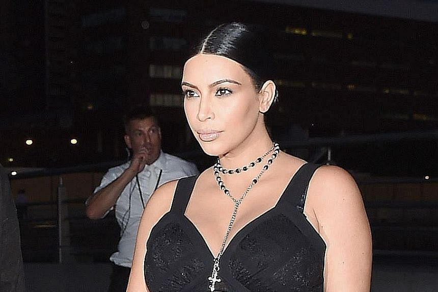 Celebrity attendees included pregnant reality superstar Kim Kardashian West.