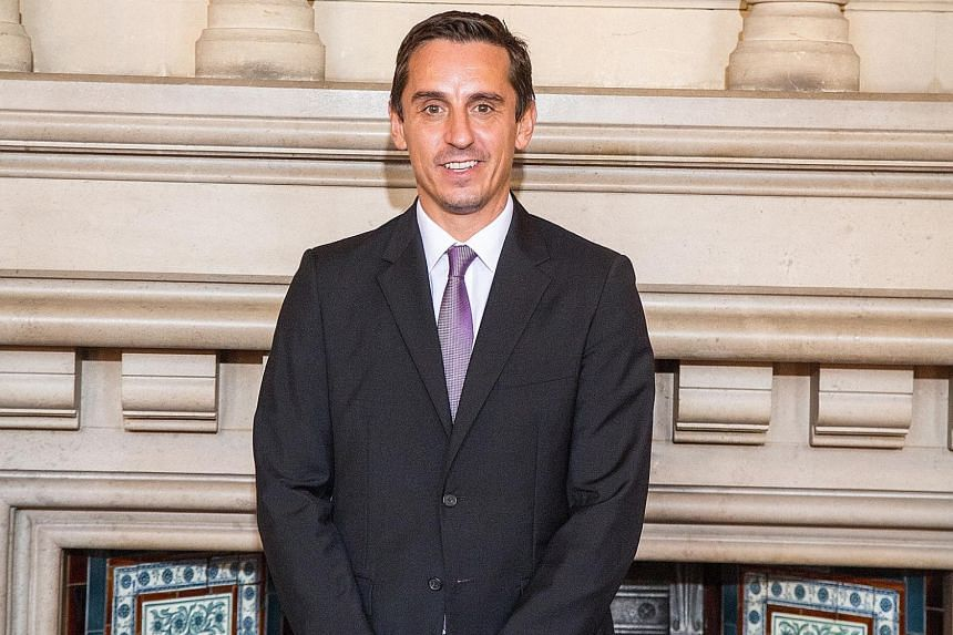 Former Manchester United star Gary Neville says his interest in real estate development started from when he bought a plot of land for his first house at the age of 21.