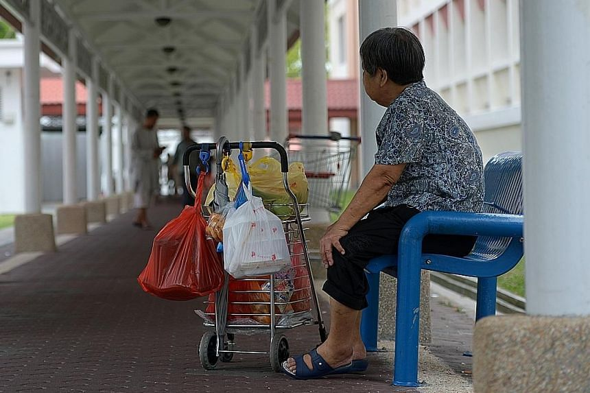 The Government is expected to keep spending more on key areas such as bread-and- butter needs of the ageing population.