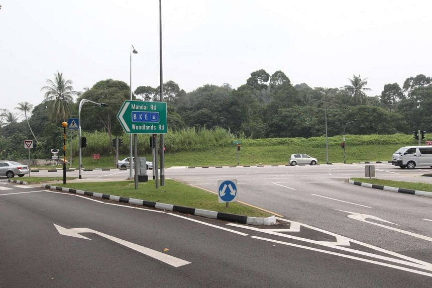 An accident at the junction of Mandai Road and Mandai Lake Road resulted in the death of a primary school teacher on the morning of Sept 13, 2015.