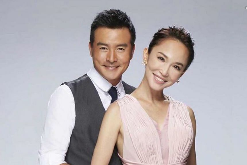 Celebrity couple Fann Wong and Christopher Lee hinted on Monday (Sept 14) that they are expecting their second child.