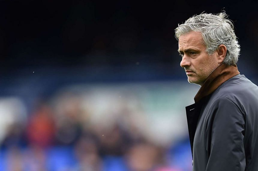 Chelsea manager Jose Mourinho swore at Everton boss Roberto Martinez following the champions' 1-3 loss at Goodison Park on Saturday.