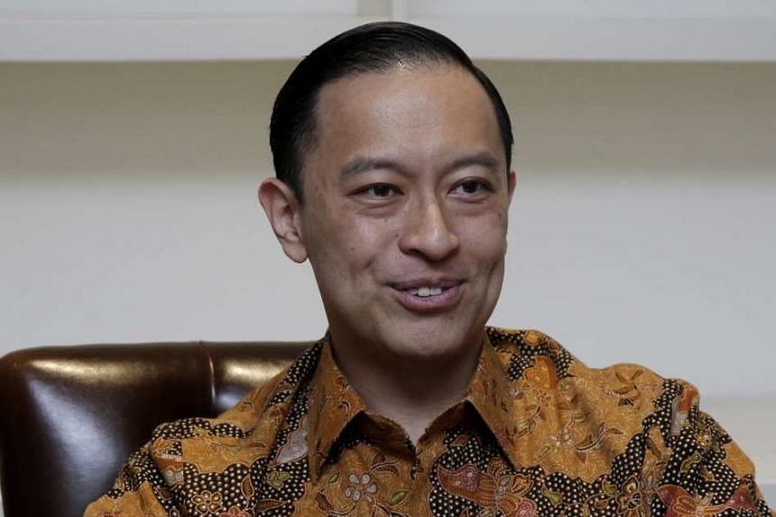 Mr Thomas Trikasih Lembong, 44, Indonesia's new Trade Minister, is a Harvard- educated former investment banker who ran a private equity outfit in Singapore.