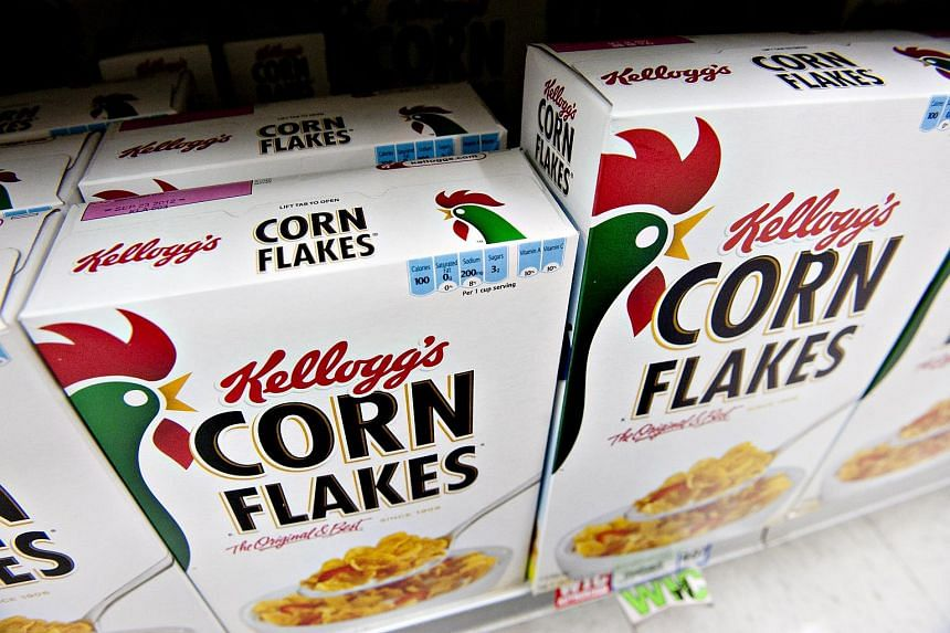 Kellogg, the maker of Froot Loops and Corn Flakes cereals, is looking abroad for growth as more Americans eat breakfast away from home or eschew cereal for options like Greek yogurt.