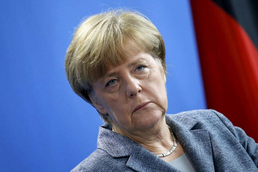 German Chancellor Angela Merkel said Germany and Austria called for a special European summit on the migrant crisis.