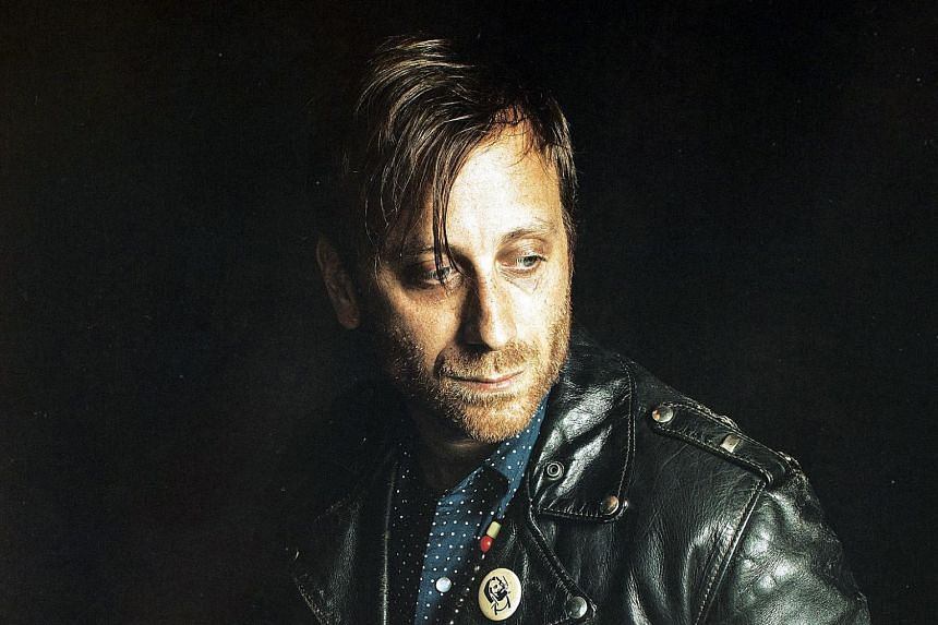 Dan Auerbach (above) sings with heart on Yours, Dreamily,.
