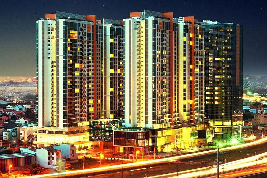 CapitaLand's first project in Vietnam is The Vista. The first phase of the 750-unit development in Ho Chi Minh's District 2 was launched in 2007 and it is 92 per cent sold as at the end of June.