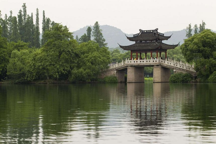Hangzhou in eastern China - best known for West Lake, a placid and much-painted tourist attraction, was awarded the 2022 Asian Games.