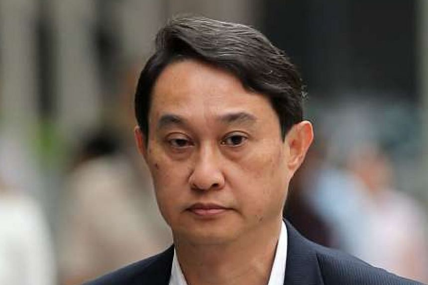 Tan Ye Peng, Serina Wee and Chew Eng Han (above) are among the six accused of misappropriating $24 million in CHC building funds and misusing $26 million to cover it up. The 140-day trial closed yesterday.