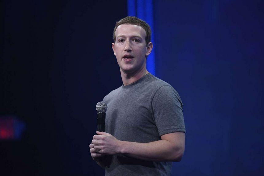 "Facebook chief executive Mark Zuckerberg (above) says the company is close to shipping a ""dislike"" button test."
