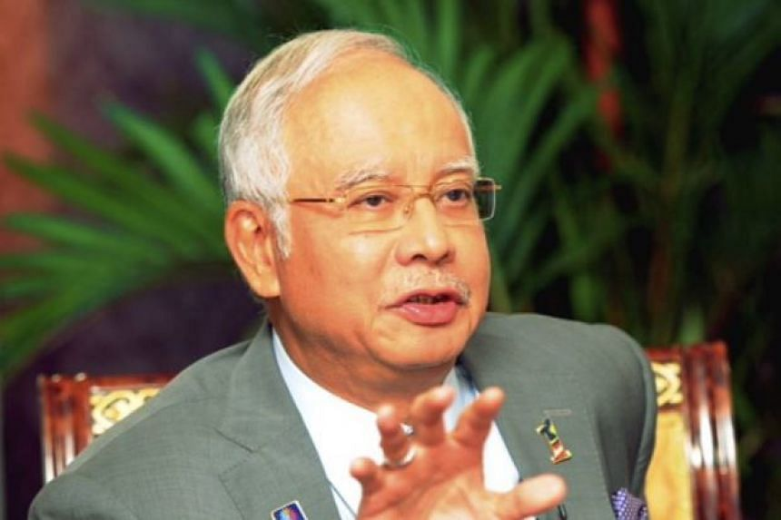 PM Najib Razak said it was sad that there were those conspiring with blackmailers, forgers and foreigners who wanted to interfere with the country just as they did in colonial times.