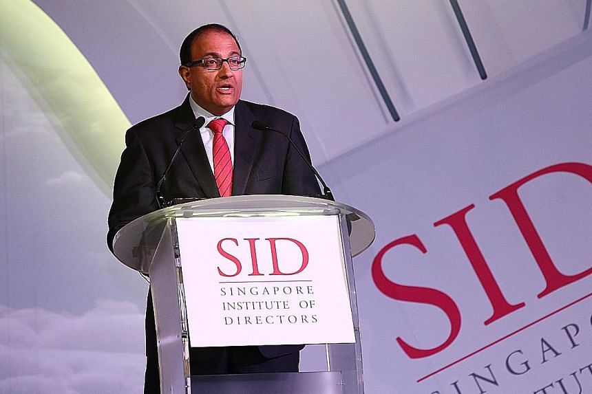"""Mr Iswaran noted that Singapore's development in the past 50 years has been underpinned by its capacity to innovate and """"an indomitable spirit to make the seemingly impossible possible""""."""