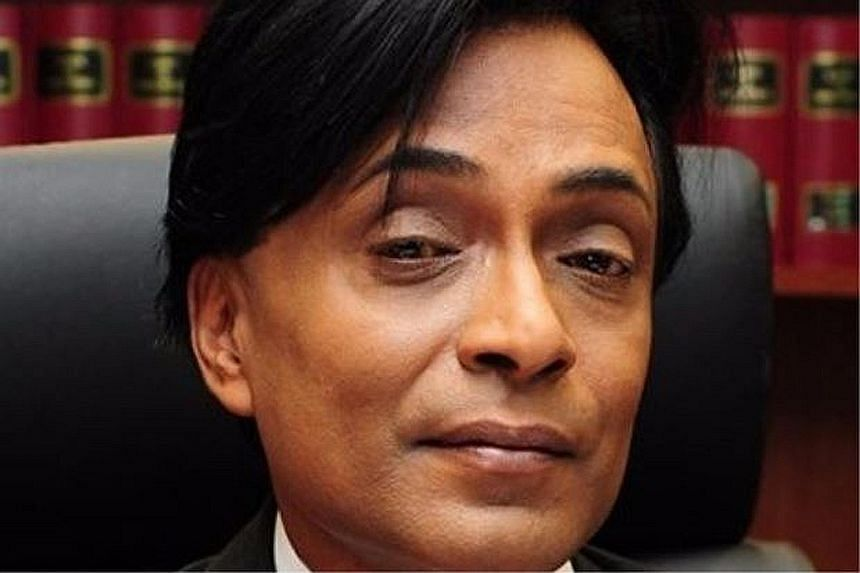 Mr Kevin Morais, a top officer at Malaysia's AGC, was reported missing on Sept 4. His body was found in an oil drum (below) in a swamp.